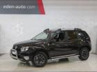 Dacia Duster dCi 110 4x4 Black Touch 2017 Noir à BAYONNE 64