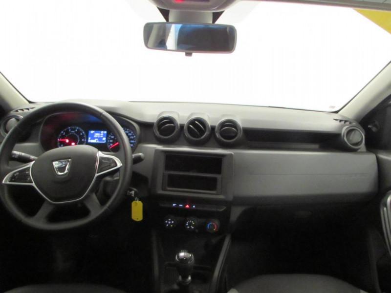 Dacia Duster dCi 90 4x2 Blanc occasion à VALFRAMBERT - photo n°6