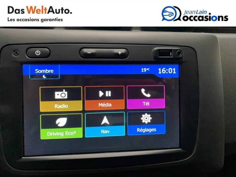 Dacia Duster Duster Blue dCi 115 4x2 E6U Prestige 5p Gris occasion à Seynod - photo n°16