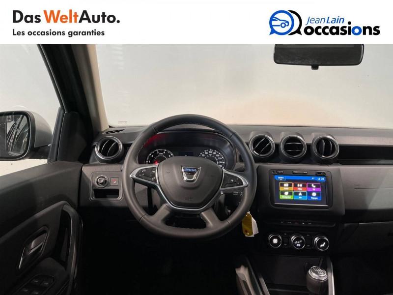 Dacia Duster Duster Blue dCi 115 4x2 E6U Prestige 5p Gris occasion à Meythet - photo n°11