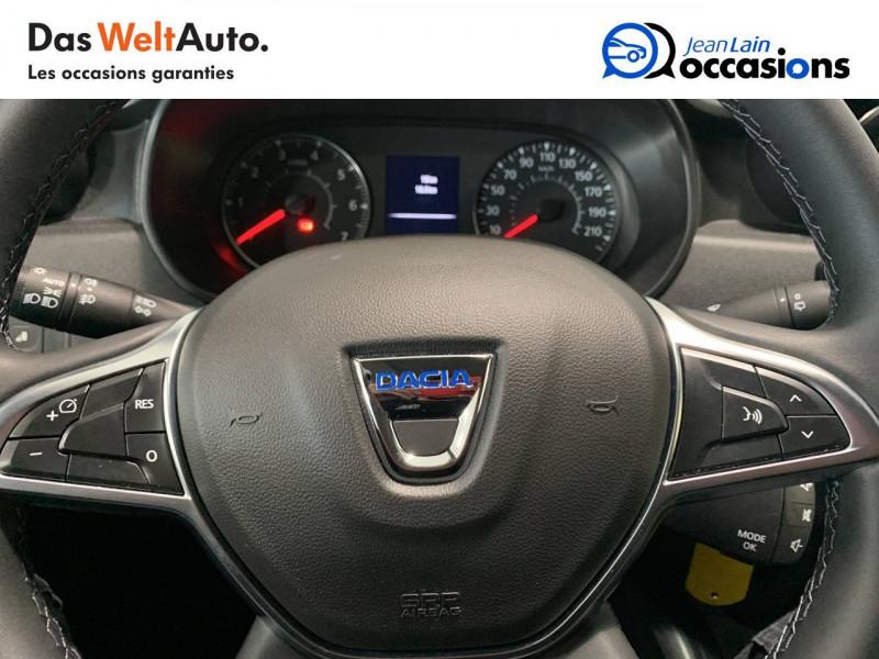 Dacia Duster Duster Blue dCi 115 4x2 E6U Prestige 5p Gris occasion à Seynod - photo n°12
