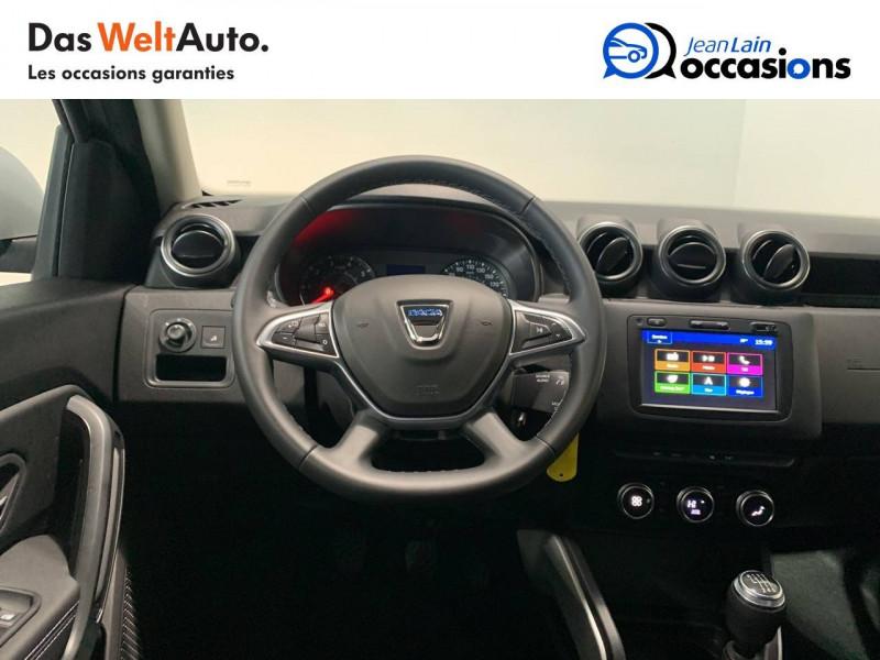 Dacia Duster Duster Blue dCi 115 4x2 E6U Prestige 5p Gris occasion à Seynod - photo n°11