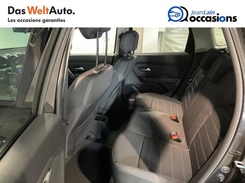 Dacia Duster Duster Blue dCi 115 4x2 E6U Prestige 5p Gris occasion à Meythet - photo n°17