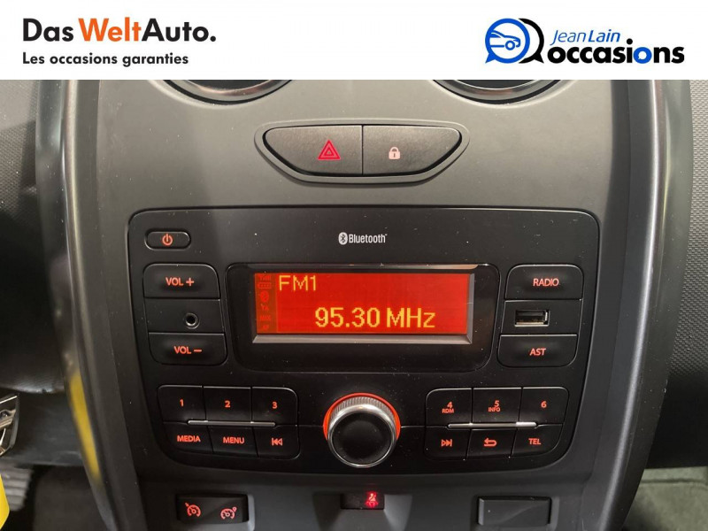 Dacia Duster Duster dCi 110 4x2 Silver Line 2017 5p Vert occasion à Seynod - photo n°16