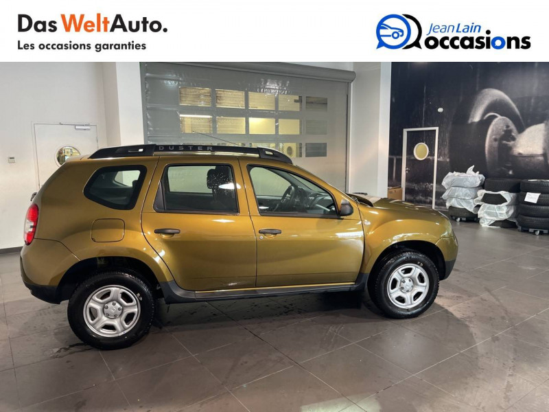 Dacia Duster Duster dCi 110 4x2 Silver Line 2017 5p Vert occasion à Seynod - photo n°4