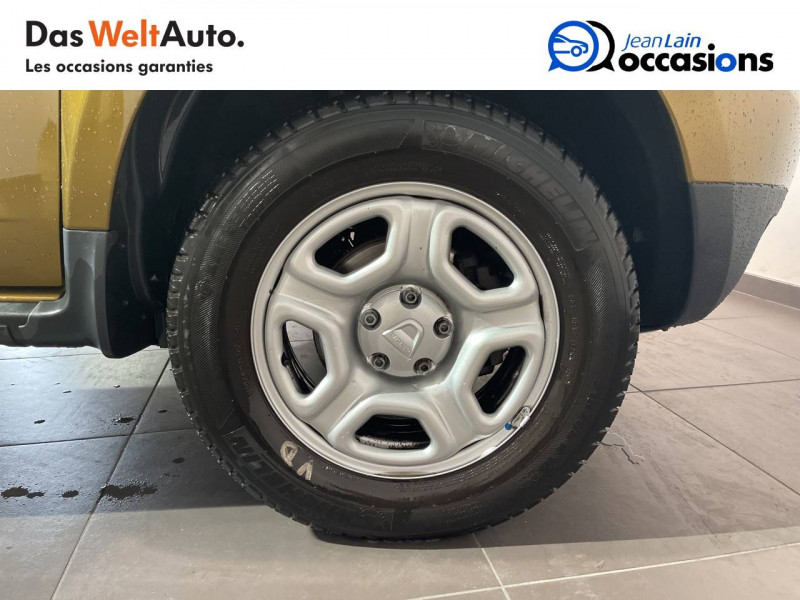 Dacia Duster Duster dCi 110 4x2 Silver Line 2017 5p Vert occasion à Seynod - photo n°9
