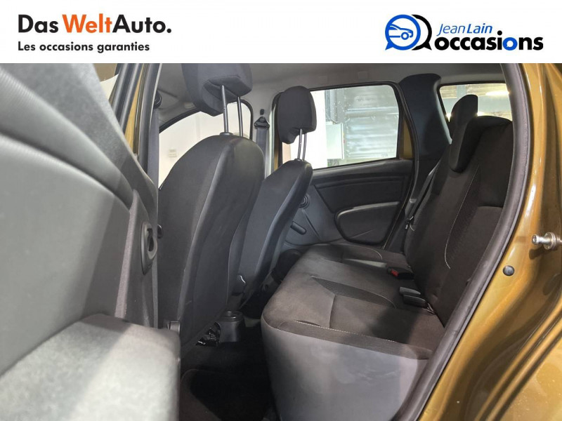Dacia Duster Duster dCi 110 4x2 Silver Line 2017 5p Vert occasion à Seynod - photo n°17