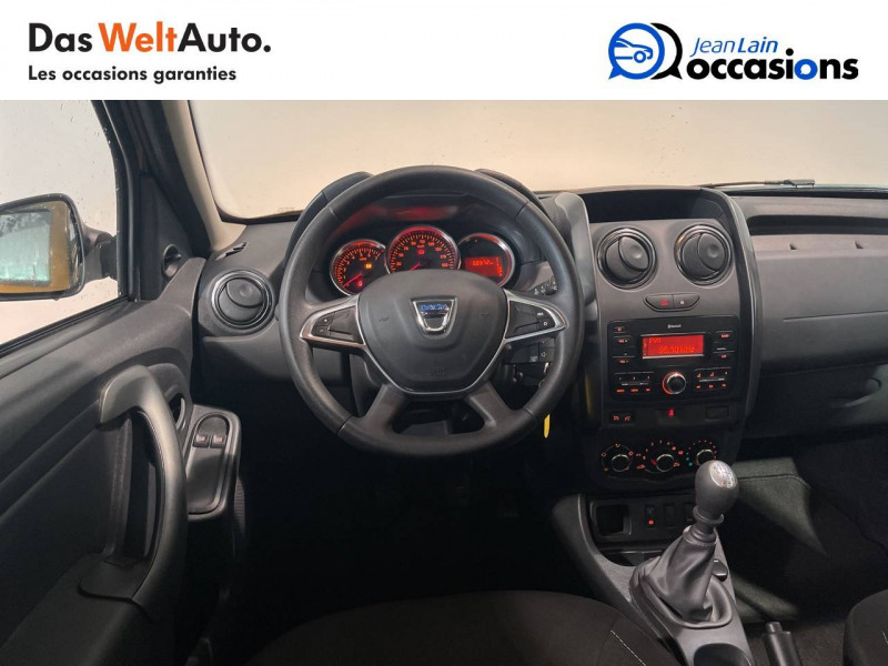 Dacia Duster Duster dCi 110 4x2 Silver Line 2017 5p Vert occasion à Seynod - photo n°11