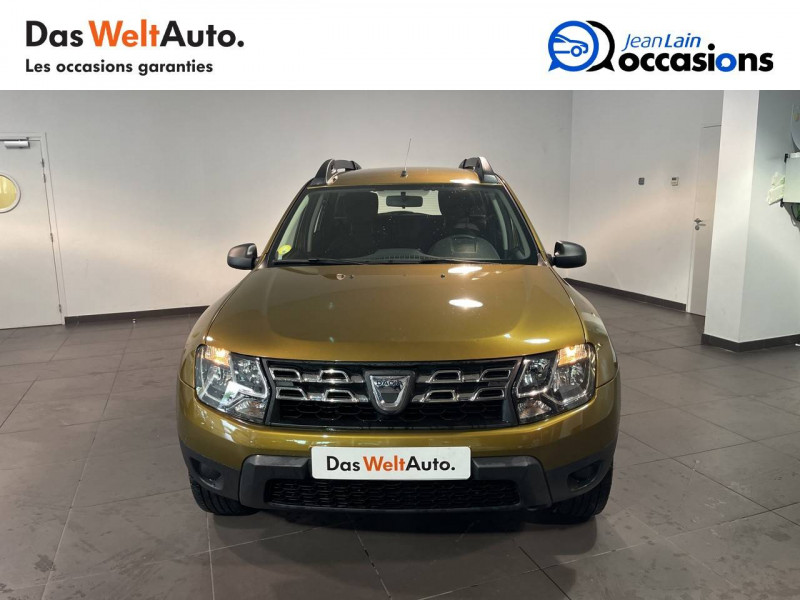Dacia Duster Duster dCi 110 4x2 Silver Line 2017 5p Vert occasion à Seynod - photo n°2