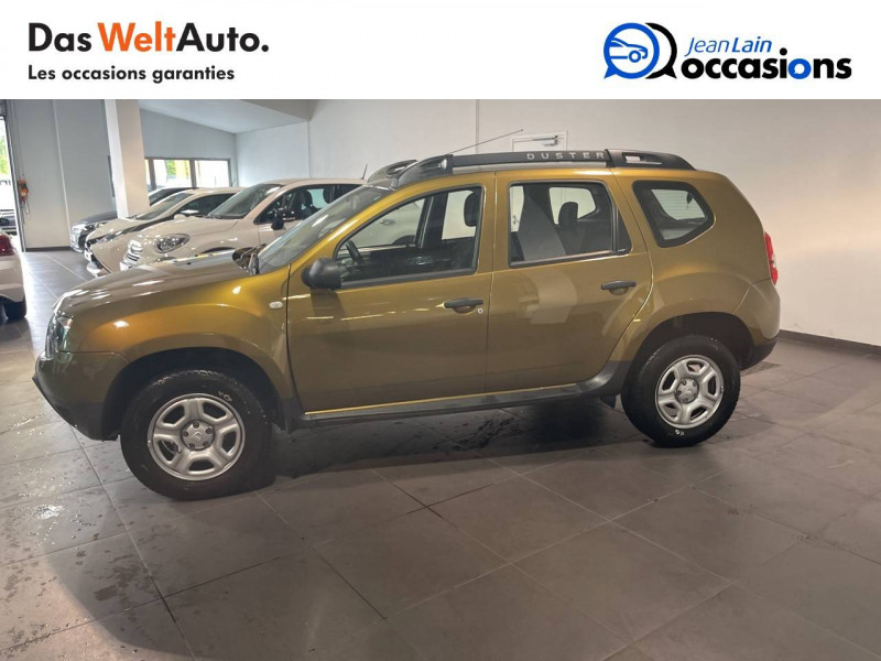 Dacia Duster Duster dCi 110 4x2 Silver Line 2017 5p Vert occasion à Seynod - photo n°8