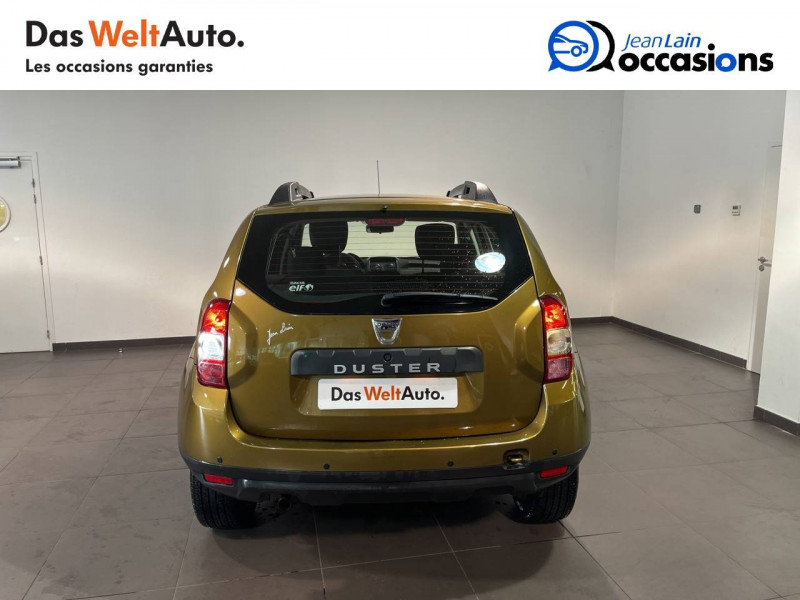 Dacia Duster Duster dCi 110 4x2 Silver Line 2017 5p Vert occasion à Seynod - photo n°6