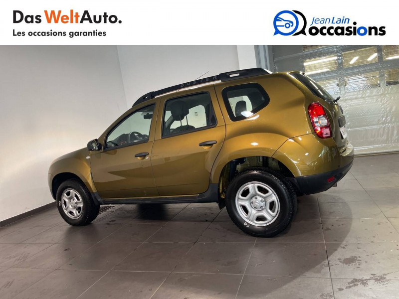 Dacia Duster Duster dCi 110 4x2 Silver Line 2017 5p Vert occasion à Seynod - photo n°7
