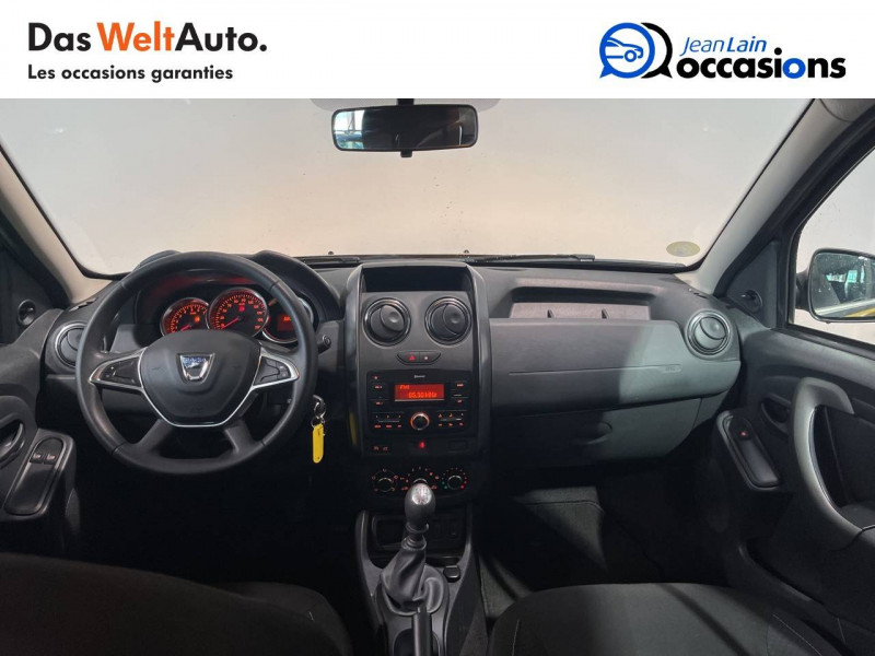 Dacia Duster Duster dCi 110 4x2 Silver Line 2017 5p Vert occasion à Seynod - photo n°18