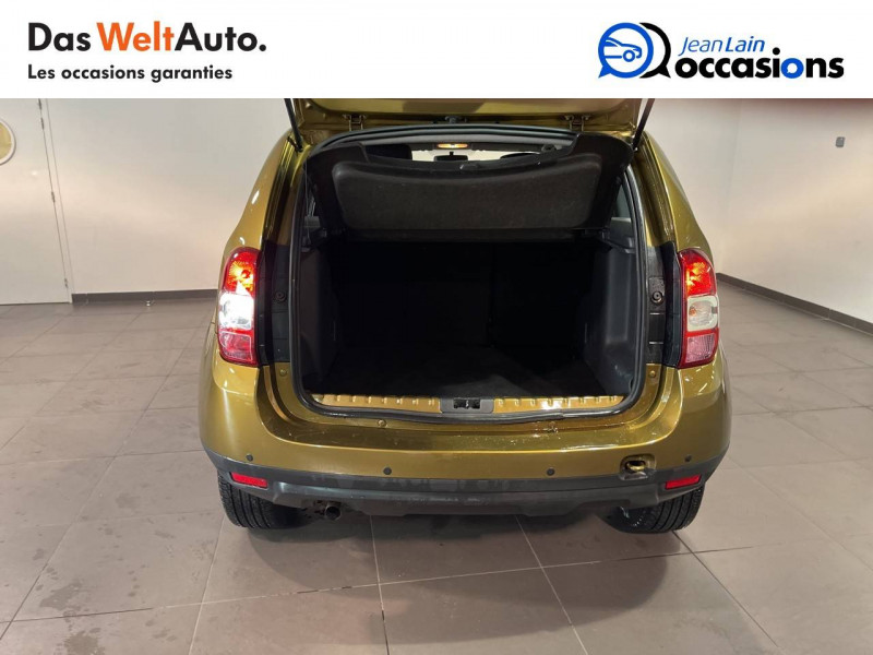Dacia Duster Duster dCi 110 4x2 Silver Line 2017 5p Vert occasion à Seynod - photo n°10