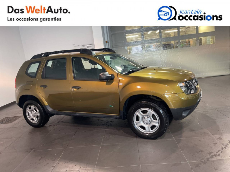 Dacia Duster Duster dCi 110 4x2 Silver Line 2017 5p Vert occasion à Seynod - photo n°3