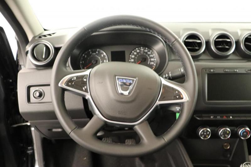 Dacia Duster TCE 100 CONFORT Gris occasion à Tourville-la-Rivière - photo n°11