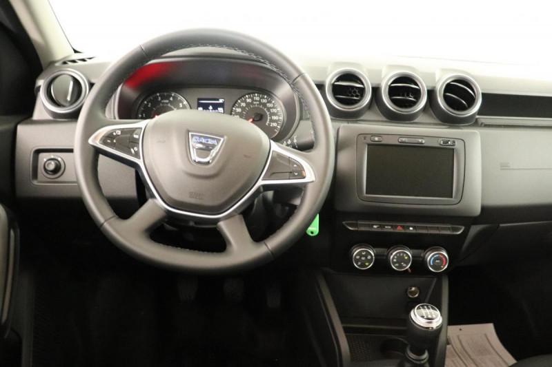Dacia Duster TCE 100 CONFORT Gris occasion à Saint-Priest - photo n°5