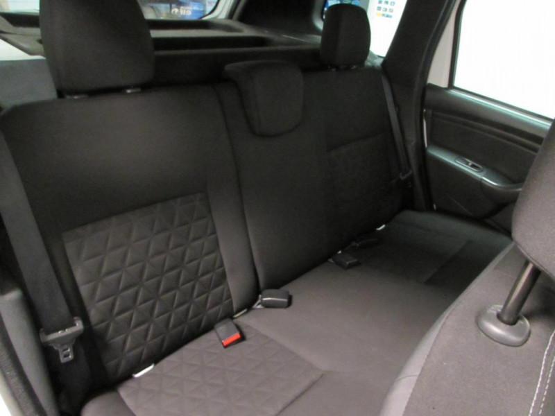 Dacia Duster TCe 125 4x2 Prestige Blanc occasion à VALFRAMBERT - photo n°7