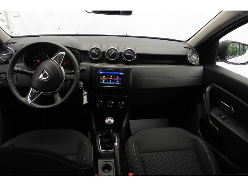 Dacia Duster TCe 130 FAP 4x2 Confort Blanc occasion à L'Isle-Jourdain - photo n°5