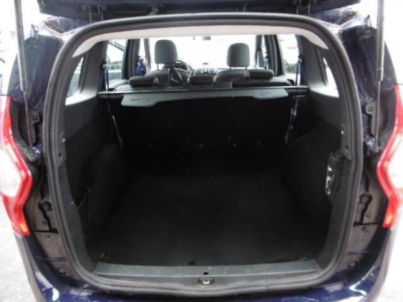 Dacia Lodgy 1.2 tce 115 5 places sl 10 ans Bleu occasion à Azé - photo n°6