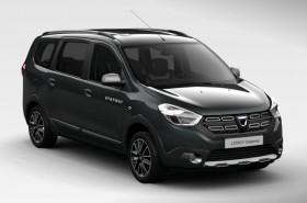 Dacia Lodgy neuve à LANNION