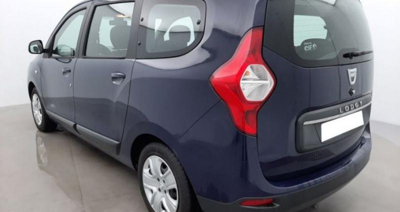 Dacia Lodgy 1.5 dCI 110 LAUREATE 7PL Bleu occasion à CHANAS - photo n°2