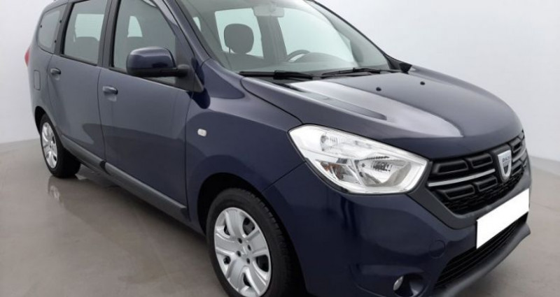 Dacia Lodgy 1.5 dCI 110 LAUREATE 7PL Bleu occasion à CHANAS