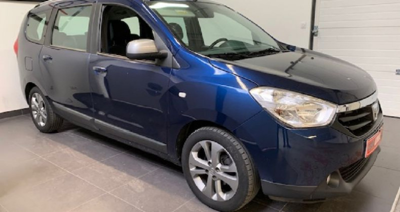 Dacia Lodgy 1.5 dCI 90 CV 7 places 1 ERE MAIN Bleu occasion à COURNON D'AUVERGNE - photo n°3