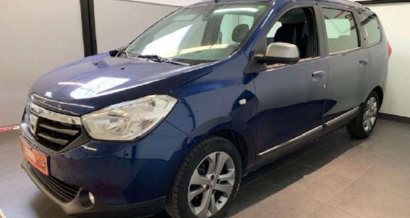 Dacia Lodgy 1.5 dCI 90 CV 7 places 1 ERE MAIN Bleu occasion à COURNON D'AUVERGNE - photo n°2