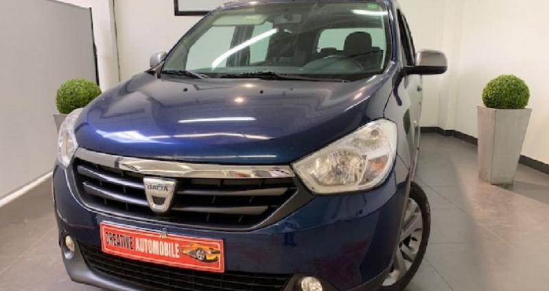 Dacia Lodgy 1.5 dCI 90 CV 7 places 1 ERE MAIN Bleu occasion à COURNON D'AUVERGNE