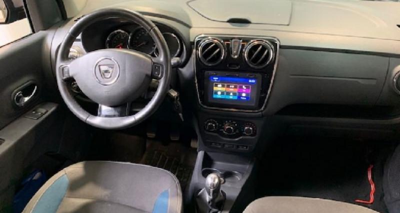 Dacia Lodgy 1.5 dCI 90 CV 7 places 1 ERE MAIN Bleu occasion à COURNON D'AUVERGNE - photo n°7