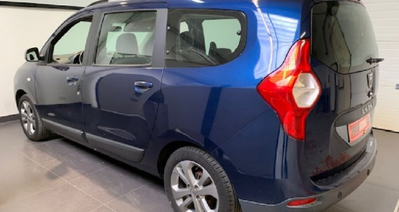 Dacia Lodgy 1.5 dCI 90 CV 7 places 1 ERE MAIN Bleu occasion à COURNON D'AUVERGNE - photo n°6