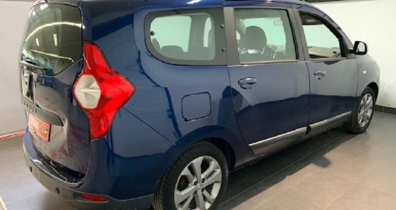 Dacia Lodgy 1.5 dCI 90 CV 7 places 1 ERE MAIN Bleu occasion à COURNON D'AUVERGNE - photo n°5