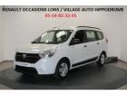 Dacia Lodgy SCe 100 5 places Silver Line Blanc à Lons 64