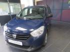 Dacia Lodgy TCe 115 5 places Silver Line Bleu à QUIMPER 29