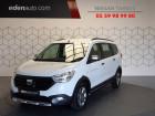 Dacia Lodgy TCe 115 7 places Stepway  à Tarbes 65