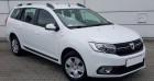 Dacia Logan MCV 0.9 TCe 90 GPL LAUREATE Blanc à CHANAS 38