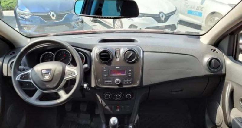 Dacia Logan MCV 0.9 TCE 90 SILVERLINE Rouge occasion à CHANAS - photo n°2