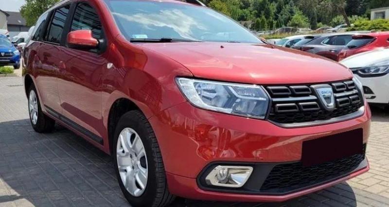 Dacia Logan MCV 0.9 TCE 90 SILVERLINE Rouge occasion à CHANAS