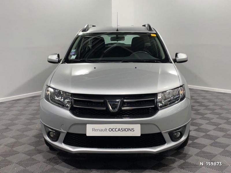 Dacia Logan MCV 0.9 TCe 90ch eco² Ambiance Gris occasion à Évreux - photo n°2
