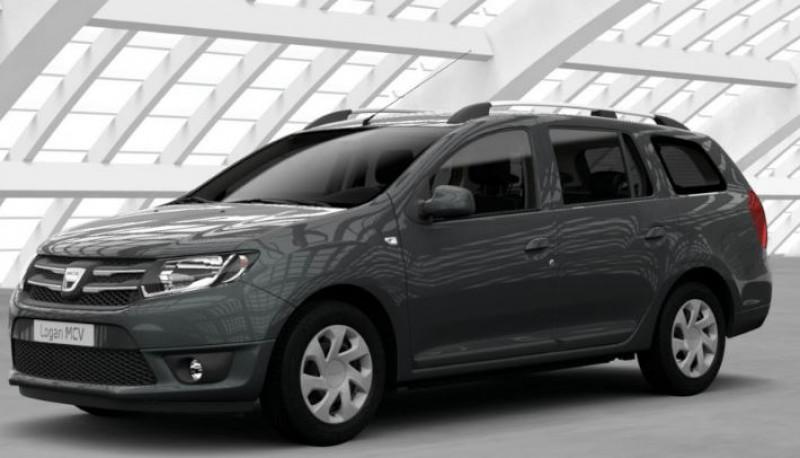 Dacia Logan MCV 0.9 TCe 90ch Stepway Gris occasion à VANNES