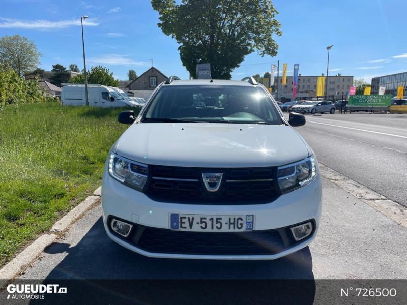 Dacia Logan MCV 1.5 dCi 75ch Silverline Blanc occasion à Crépy-en-Valois - photo n°2