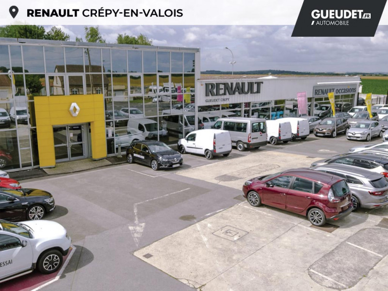 Dacia Logan MCV 1.5 dCi 75ch Silverline Blanc occasion à Crépy-en-Valois - photo n°16