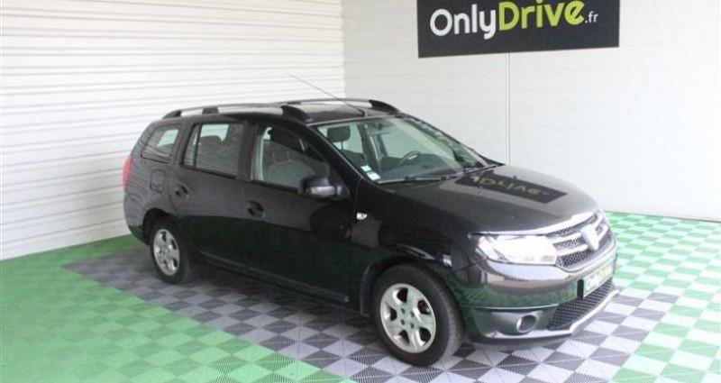 Dacia Logan MCV 1.5 dCi 90 Prestige Noir occasion à SAINT FULGENT