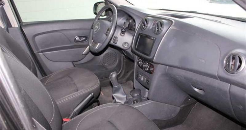 Dacia Logan MCV 1.5 dCi 90 Prestige Noir occasion à SAINT FULGENT - photo n°2