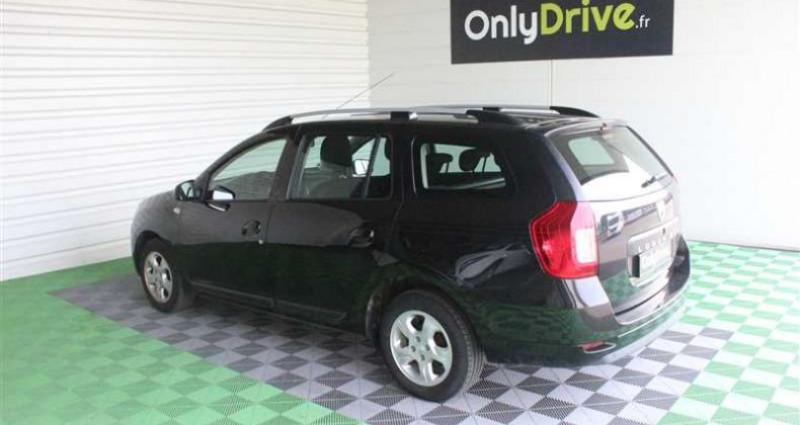 Dacia Logan MCV 1.5 dCi 90 Prestige Noir occasion à SAINT FULGENT - photo n°3