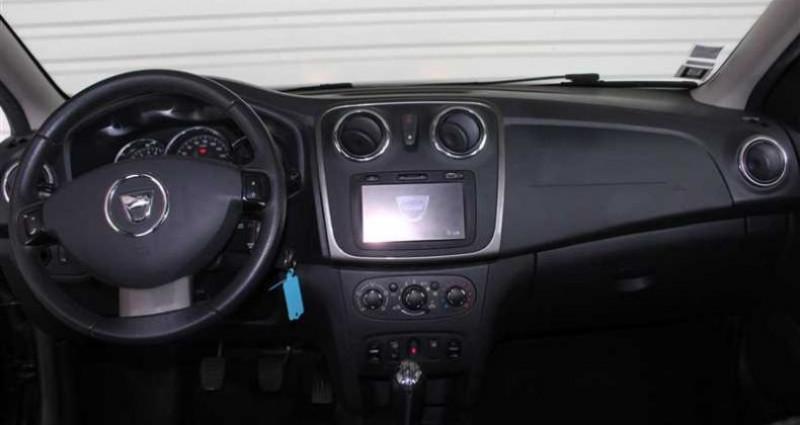 Dacia Logan MCV 1.5 dCi 90 Prestige Noir occasion à SAINT FULGENT - photo n°4