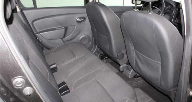 Dacia Logan MCV 1.5 dCi 90 Prestige Noir occasion à SAINT FULGENT - photo n°5