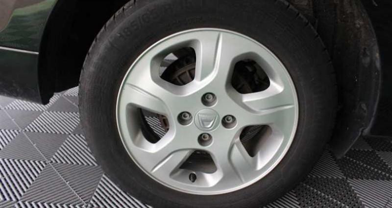 Dacia Logan MCV 1.5 dCi 90 Prestige Noir occasion à SAINT FULGENT - photo n°7