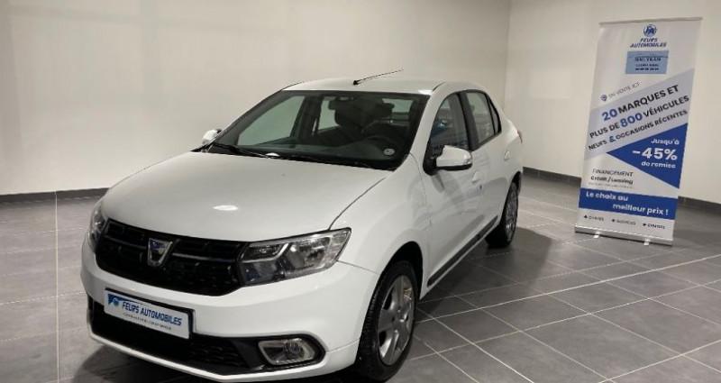 Dacia Logan SCe 75 Noir occasion à CIVENS